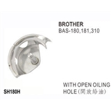 Shuttle Hook use for Brother BAS-180, 181, 310  with open oiling hole