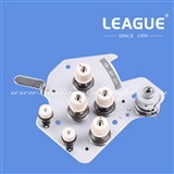 40141153 THREAD TENSION ASM for JUKI LU-2865, PLC-2710, PLC-2710-7, PLC-2760, PLC-2760-7