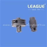 63939P Lower Feed Roller(24 teeth), 63939R Top Feed Roller(48 teeth, 1-1/4 inch diameter) for Union Special 63900 Series