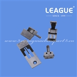 Gauge Set 5/16 ( 158793001 Needle Clamp, 112645001 Presser Foot, 112661001 Feed Dog, 112605001 Needle Plate ) for Brother LT2-B842, LT2-B832