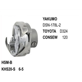 Rotary Hook Large Tpye use for  Yakumo  DSN-178L-2   Toyota  D324    Consew 120