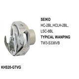 Rotary Hook Large Tpye use for Seiko  HC-2BL, HCLH-2BL, LSC-8BL  Typical Wanping  TW3-S336VB