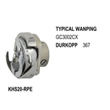 Rotary Hook Large Tpye use for Typical Wanping  GC3002CX   Durkopp  367