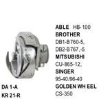 Rotary Hook Low Speed Type use for Brother DB1-B760-5 / DB2-B767 /-5  Mitsubishi  CU-865-12  Singer   95-40 / 96-40  Golden Wheel  CS-350