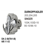 Rotary Hook Low Speed Type Durkopp  203 / 204 / 205   Singer  103K / 103D-10 / 95-10 / 96-10